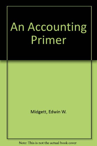 9780451617668: AN Accounting Primer