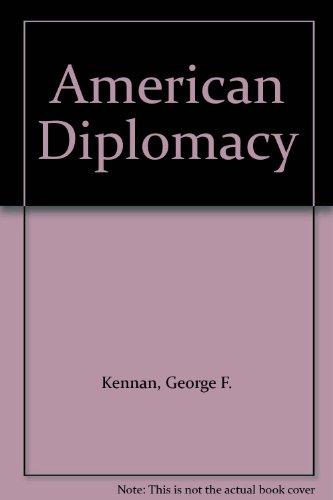 9780451618115: American Diplomacy