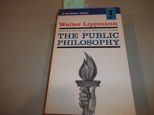 9780451618665: Public Philosophy