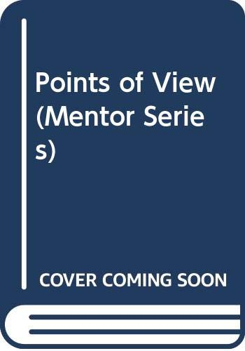 9780451618801: Points of View (Mentor Series)