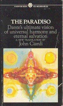 The Paradiso: Dante Alighieri (translated