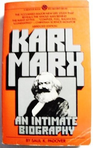 9780451618979: Karl Marx: An Intimate Biography