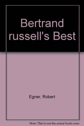 9780451619679: Bertrand Russell's Best