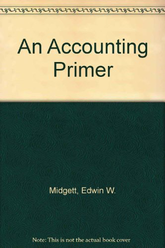 9780451619754: AN Accounting Primer