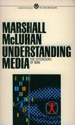 Image result for mcluhan book understanding