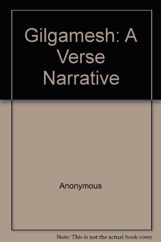9780451619983: Gilgamesh: A Verse Narrative [Mass Market Paperback] by Anonymous; Mason, Her...