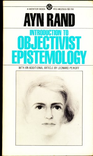 9780451620019: Introduction to Objectivist Epistemology