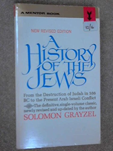 9780451620613: A History of the Jews