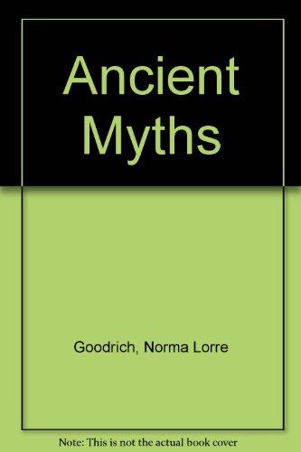 9780451621337: Ancient Myths