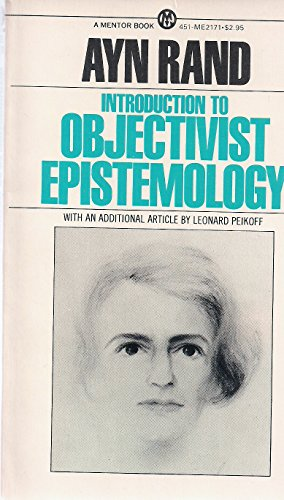 9780451621719: Introduction to Objectivist Epistemology