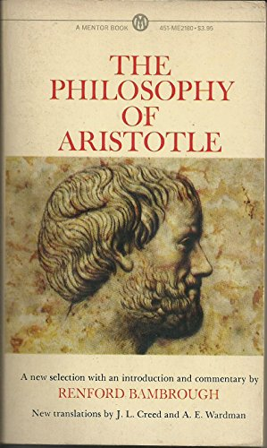9780451621801: The Philosophy of Aristotle (Mentor Series)