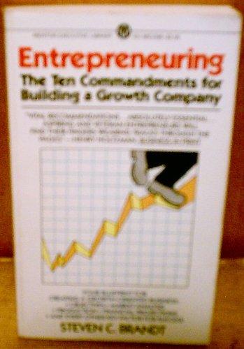 9780451621986: Entrepreneuring (Mentor Series)