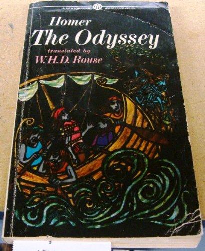 9780451622006: Homer : Odyssey (Rouse) (Mentor Series)