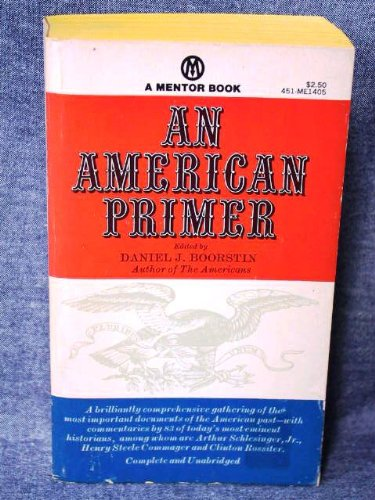 9780451622013: AN American Primer