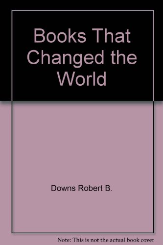 9780451622501: Books That Changed the World