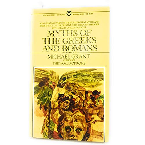 9780451622679: Myths of the Greeks and Romans (Mentor Series)