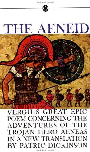 9780451622778: THE Vergil : Aeneid (Trans. Dickinson) (Mentor Series)
