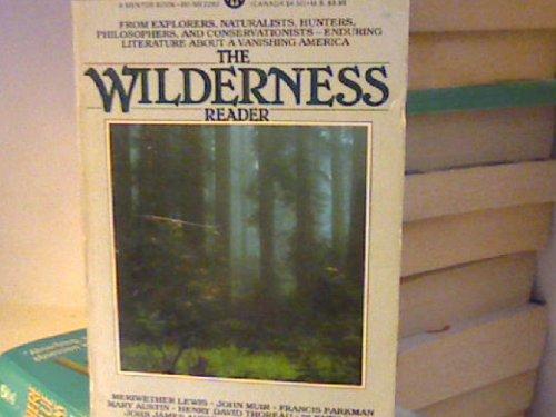 9780451622839: The Wilderness Reader