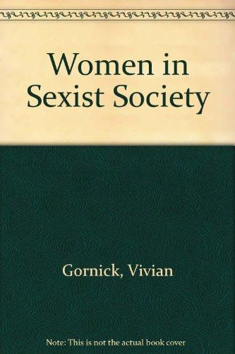 9780451623256: Women in Sexist Society