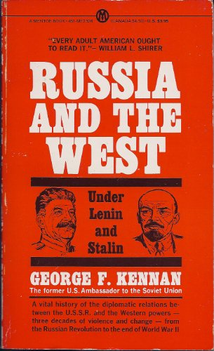 9780451623263: Russia and the West