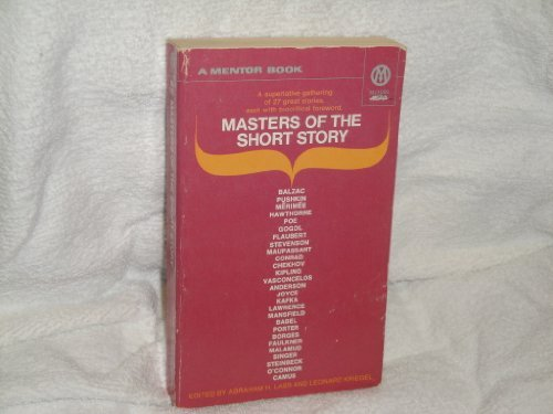 9780451623522: Masters of the Short Story (Mentor Series)