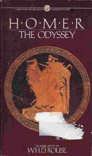 9780451623768: The Odyssey (Mentor Series)