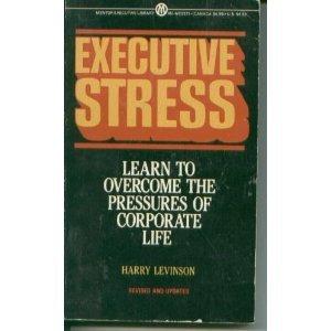9780451623775: Executive Stress (Mentor Series)