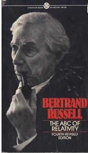 9780451623812: Russell Bertrand : ABC of Relativity (Mentor Series)