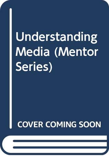9780451623843: Understanding Media (Mentor Series)