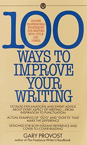 9780451624253: 100 Ways to Improve Your Writing