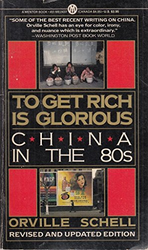 9780451624376: To Get Rich Is Glorious (Mentor Series)