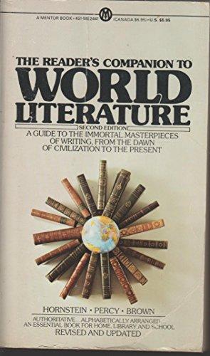 9780451624413: Reader's Companion to World Literature