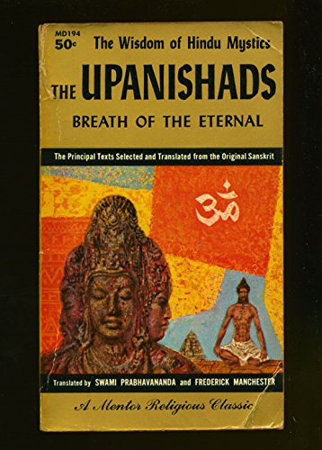 9780451624543: The Upanishads: Breath of the Eternal (Mentor Series)