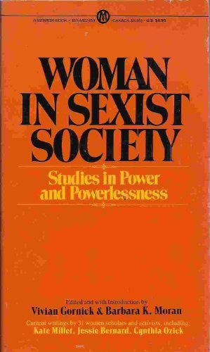 9780451624598: Women in Sexist Society (Mentor Series)