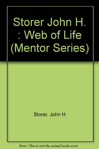 9780451624727: The Web of Life (Mentor Series)