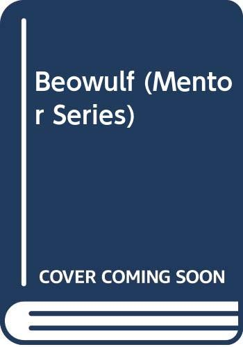 9780451625328: Beowulf (Mentor Series)
