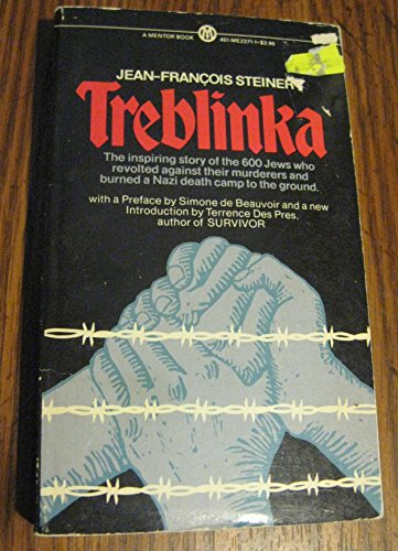 9780451625663: Steiner Jean-F. : Treblinka (Mentor Series)