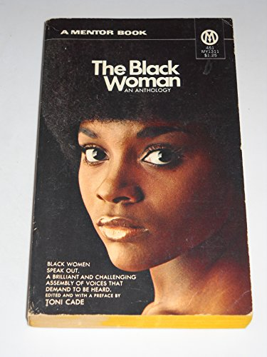 9780451625878: The Black Woman: An Anthology (Mentor Series)