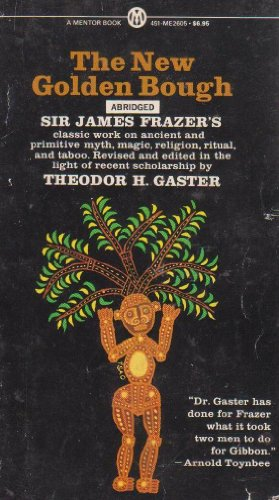 9780451626059: Frazer James : Golden Bough (Meridian)