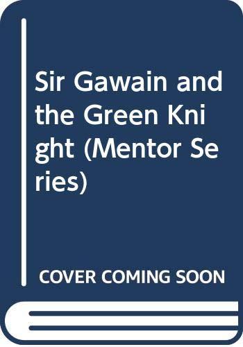 9780451626240: Sir Gawain and the Green Knight (Mentor Series)