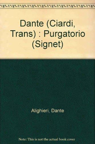 9780451626288: Purgatorio (Mentor Series)
