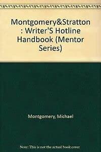 9780451626394: The Writer's Hotline Handbook (Mentor Series)