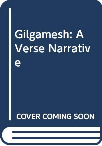 9780451626516: Gilgamesh: A Verse Narrative