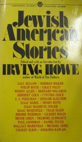 9780451626738: Jewish-American Stories (Mentor Series)