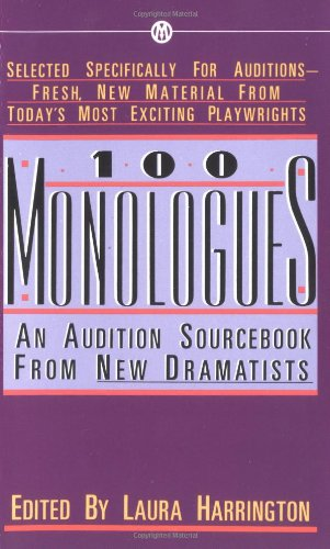 9780451626882: 100 Monologues: An Audition Sourcebook from New Dramatists (Mentor)