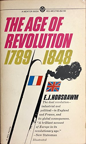 9780451627209: The Age of Revolution (Mentor Series)