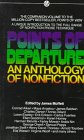9780451627285: Points of Departure: An Anthology of Non-Fiction (Mentor Series)