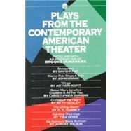 9780451627537: Plays from the Contemporary American Theater (Mentor)