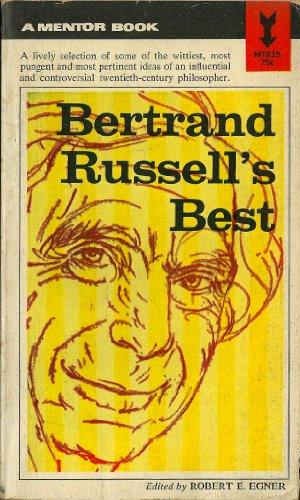 Bertrand Russell's Best (Mentor Series): Russell, Bertrand