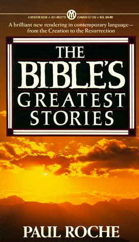 9780451627797: The Bible's Greatest Stories (Mentor Series)